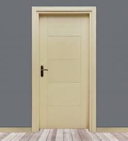 Madra Camsız Amerikan Panel Kapı