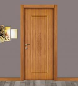 Abd Ceviz Göbekli Desenli Melamin Iç Kapı