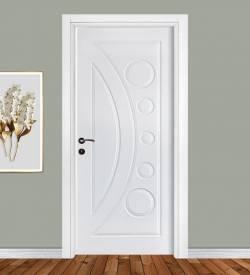 Model 103 Camsız Mdf Oda Kapısı