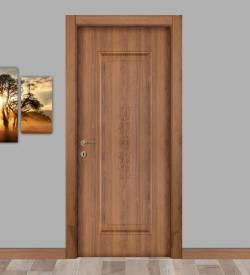 Saruhan Desenli Melamin Iç Oda Kapısı